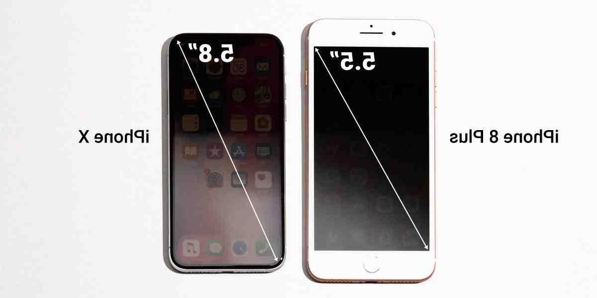 Iphone 8 plus length