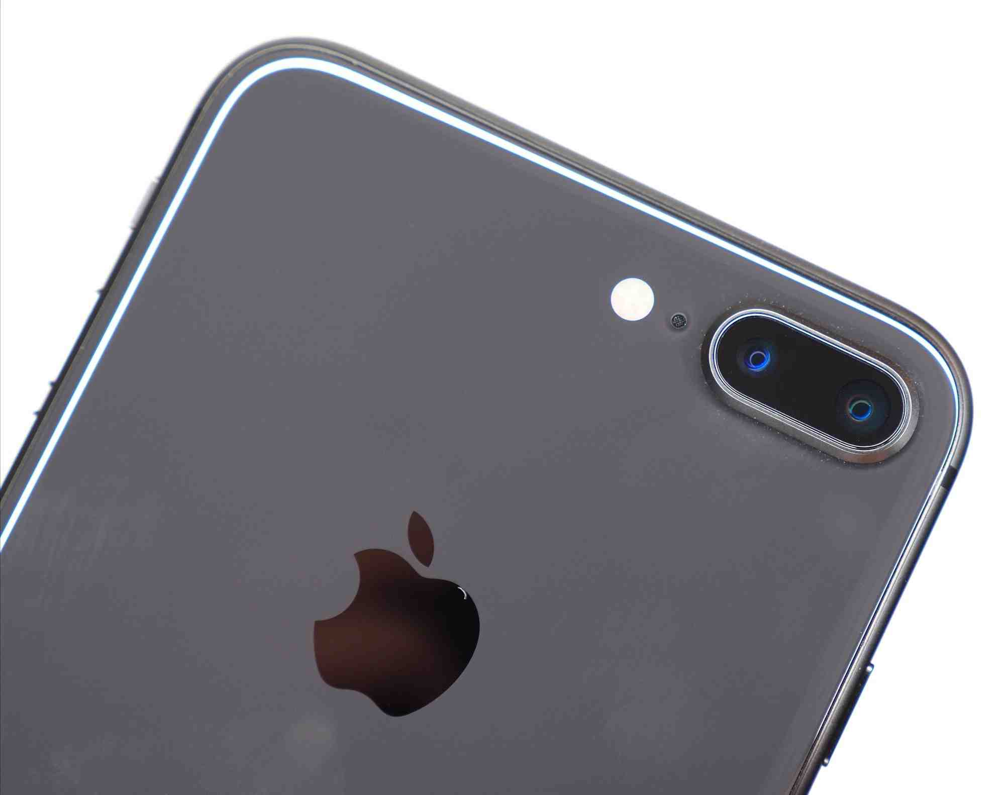 Iphone 8 plus memory