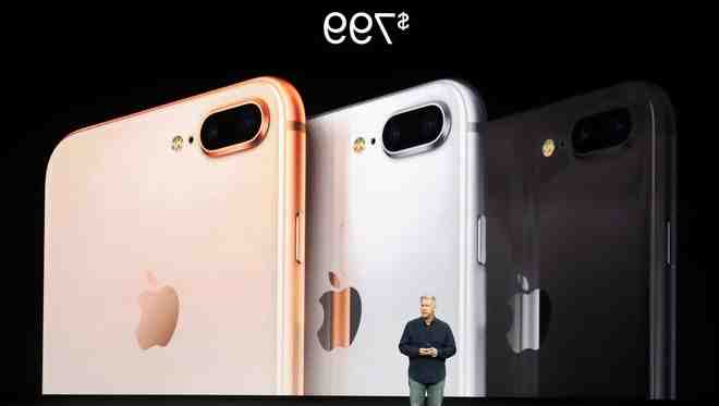Iphone 8 plus new