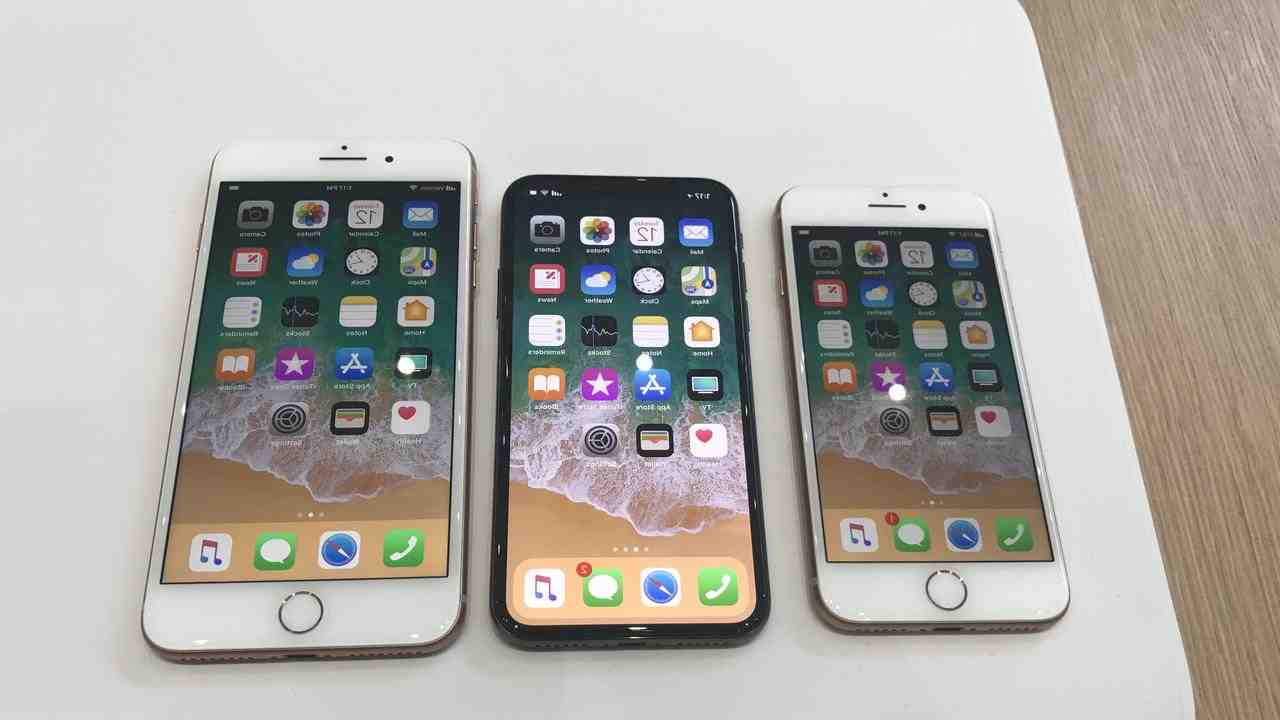 Iphone 8 plus ou iphone 8