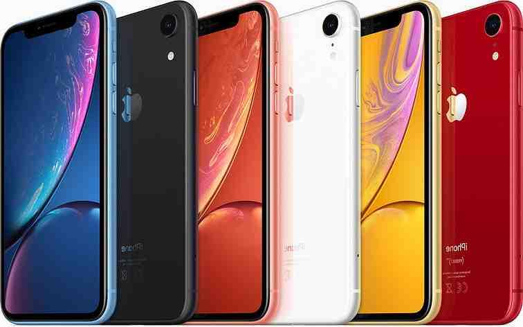 Iphone 8 plus ou iphone xr