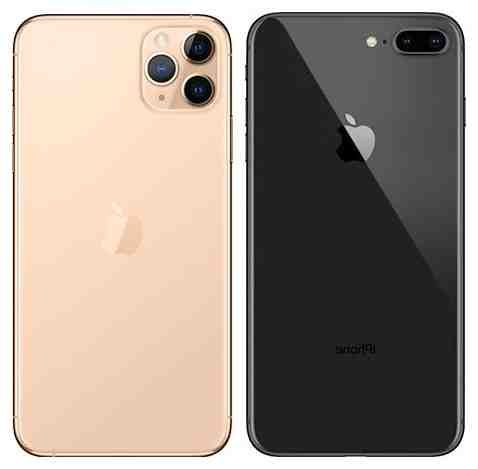 Iphone 8 plus versus iphone 11