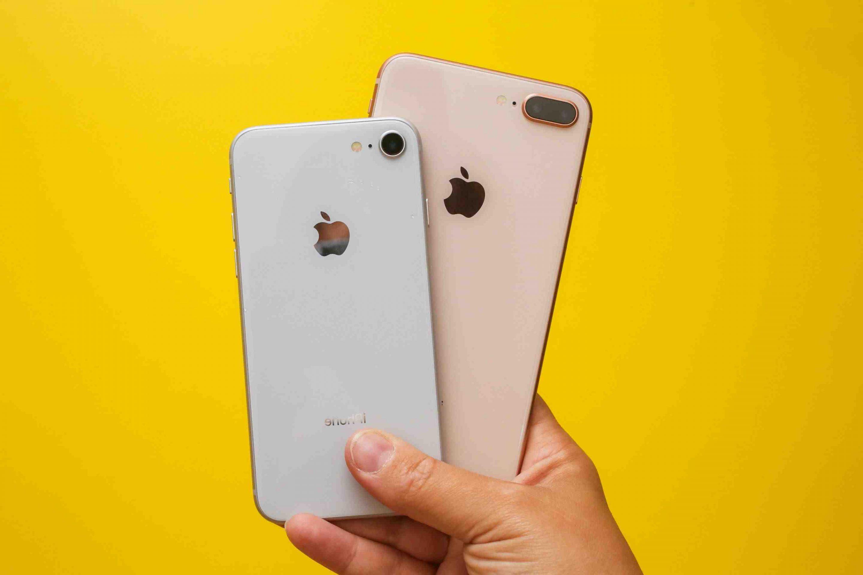 Iphone 8 plus vs iphone 8