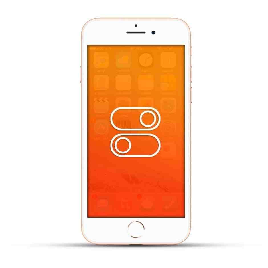 Iphone 8 plus zoomer