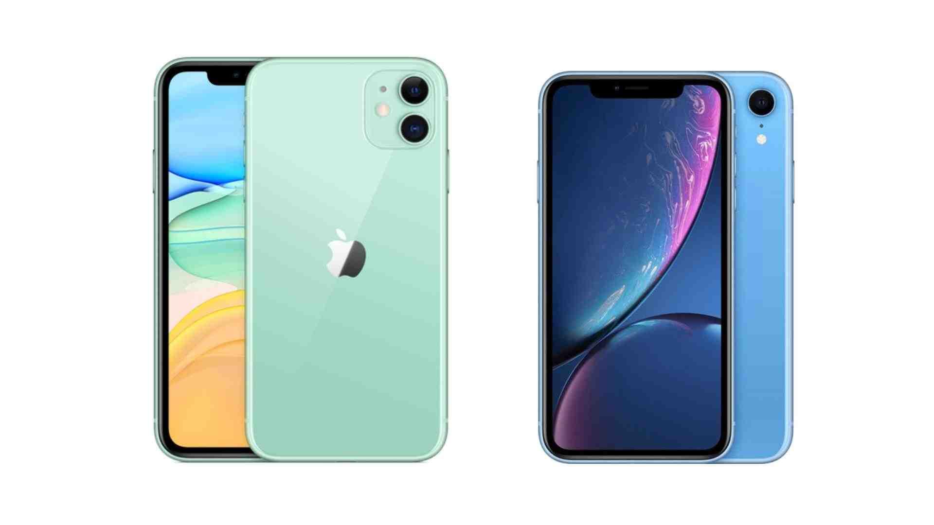 Iphone xr : 10 ou 11 ?