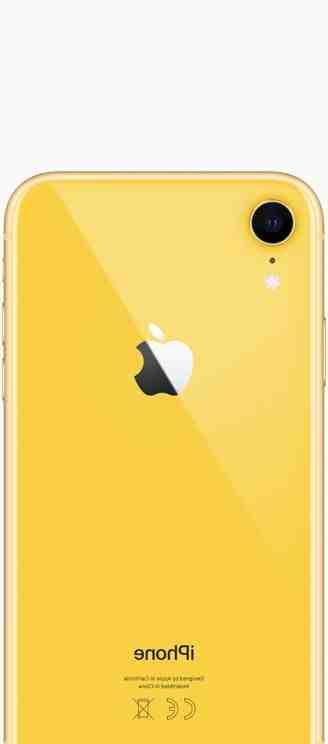 Iphone xr à acheter