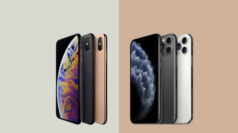 Iphone xr contre iphone 11