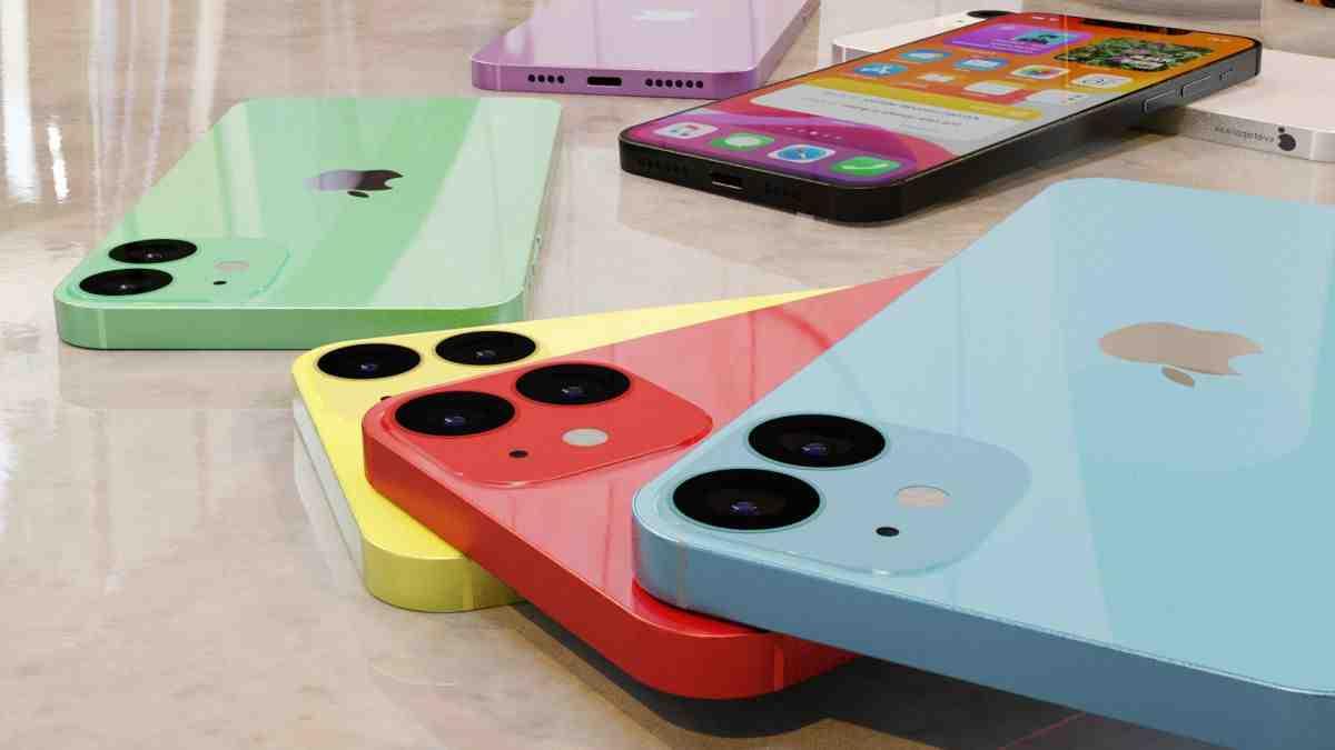 Iphone xr contre iphone 12