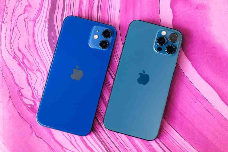 Iphone xr vs iphone 12 pro