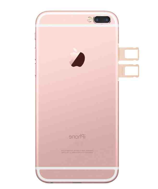 Is iphone 8 plus dual sim