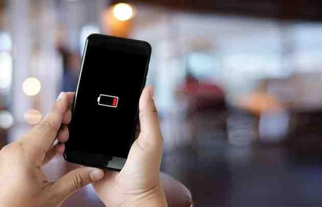 L'Iphone 11 pro max ne se recharge pas