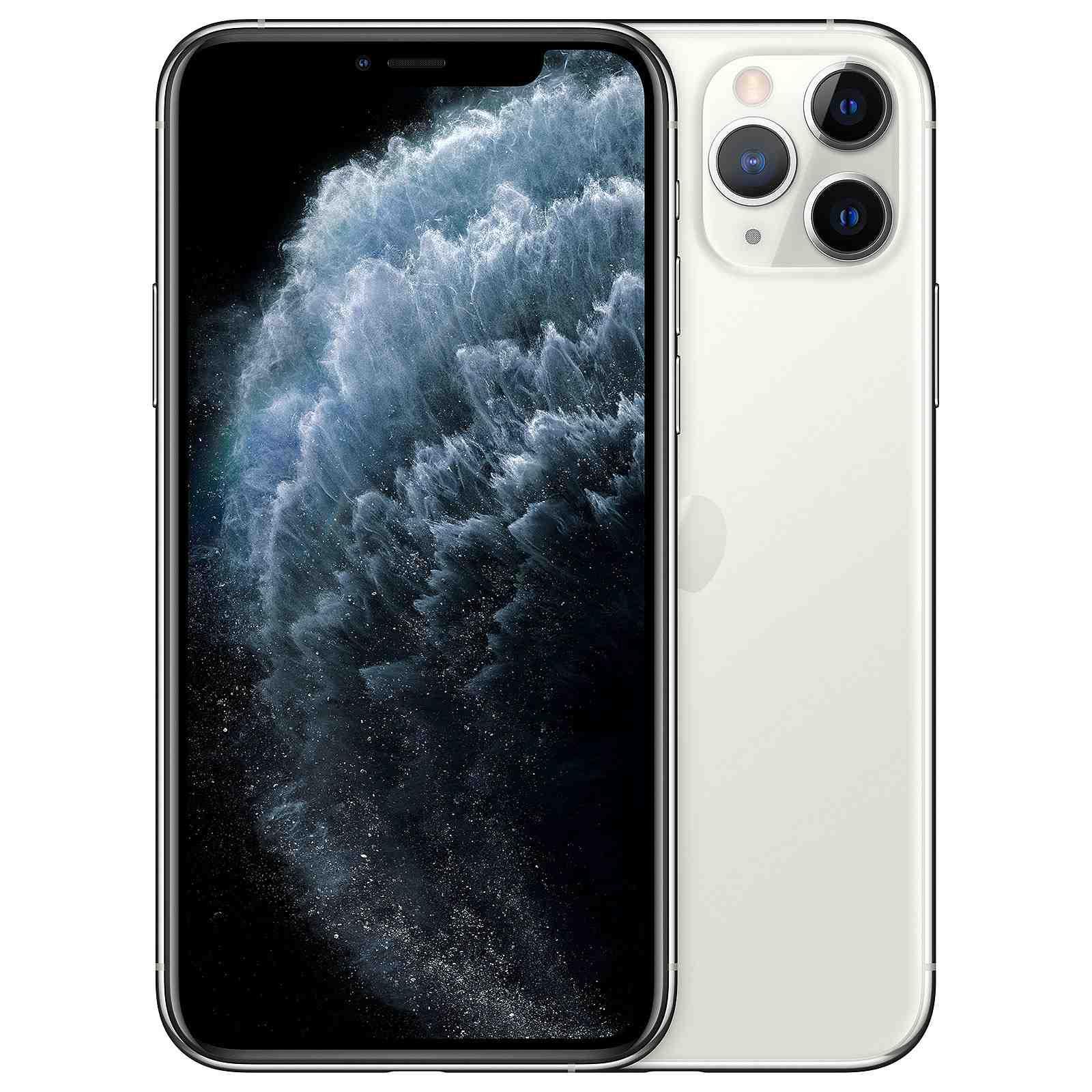 L'Iphone 11 pro max peut utiliser 2 cartes SIM