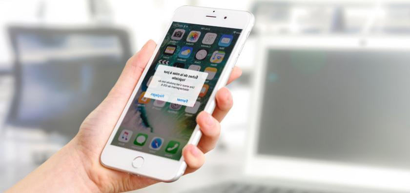 L'Iphone 5 ne peut pas se connecter à itunes