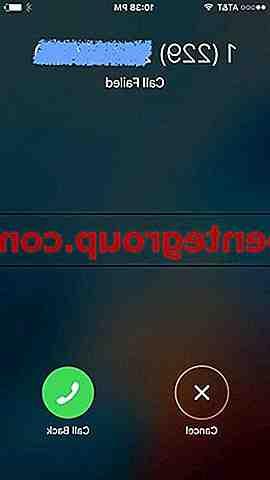 L'Iphone 5 n'entend pas l'appelant