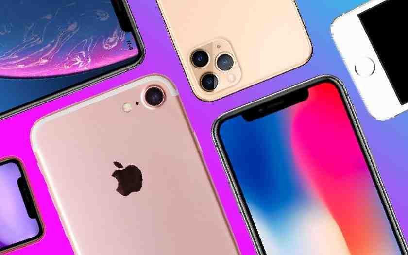L'Iphone 5 peut être mis à jour vers ios 11