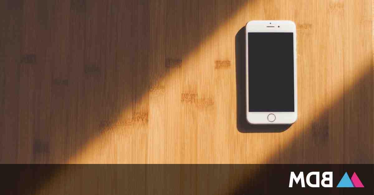 L'Iphone 5 peut être mis à jour vers ios 12