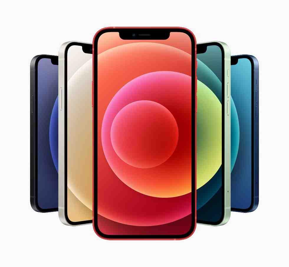 L'Iphone 5 ressemble à l'Iphone 12