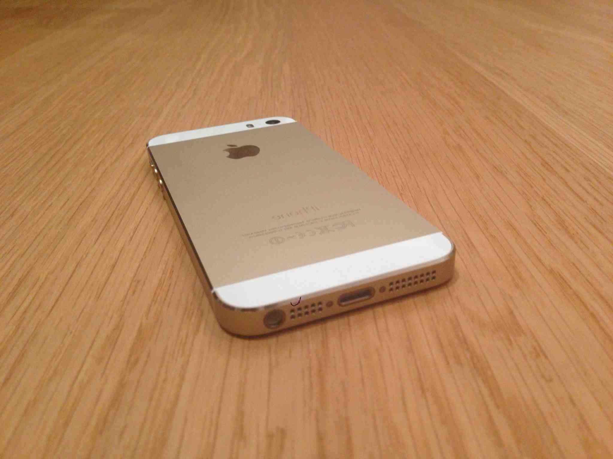 L'Iphone 5 se fige constamment