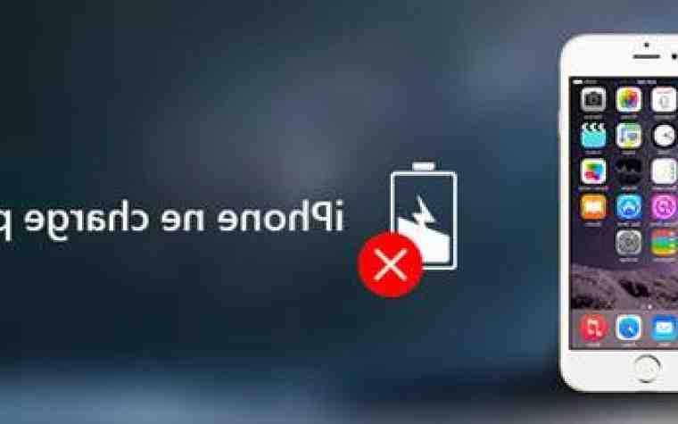 Le bouton d'accueil de l'Iphone 5 ne fonctionne pas