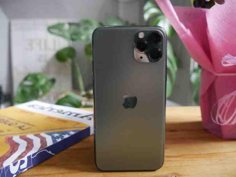 L'iphone 11 pro max peut-il utiliser 5g