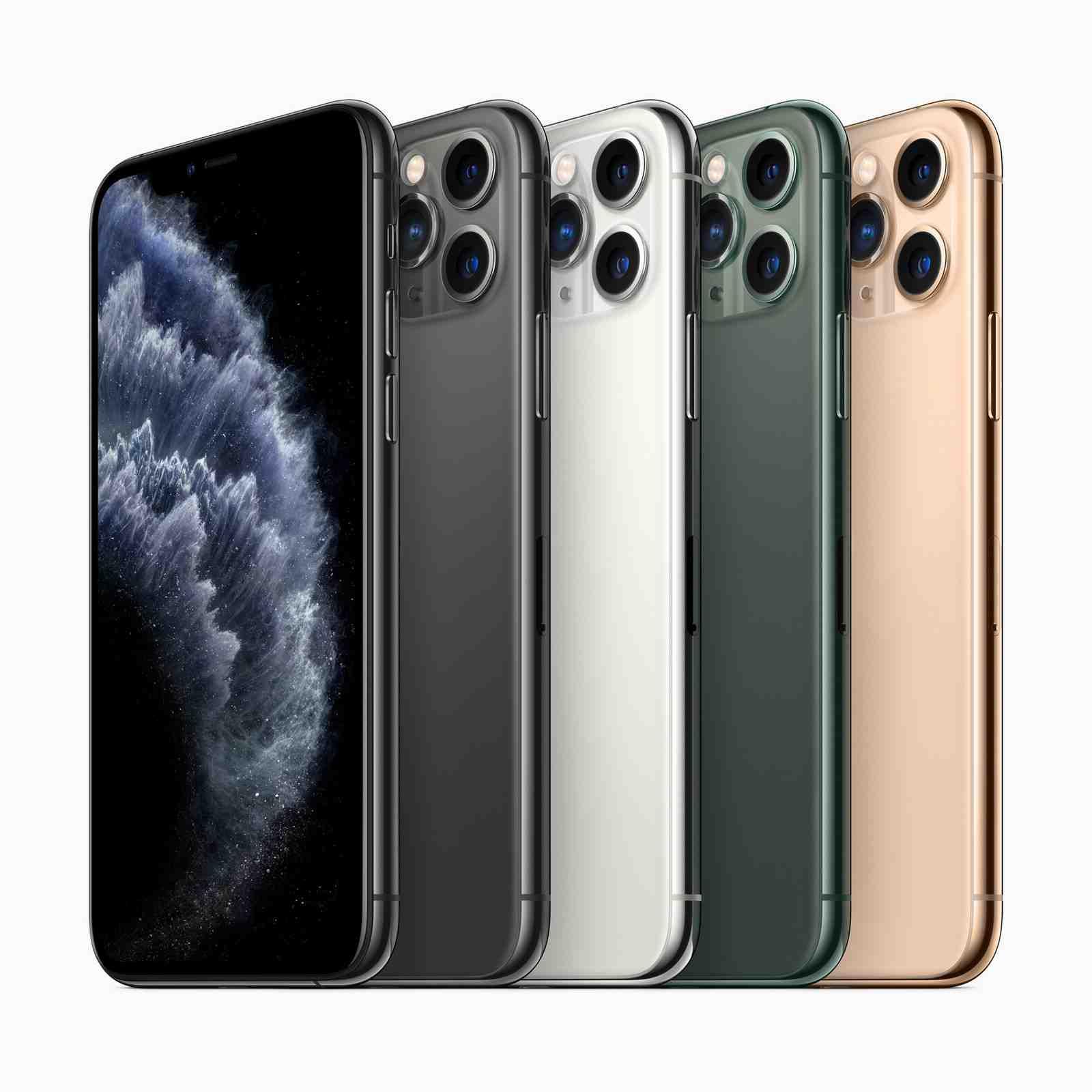 L'iphone 11 pro peut-il charger d'autres téléphones ?