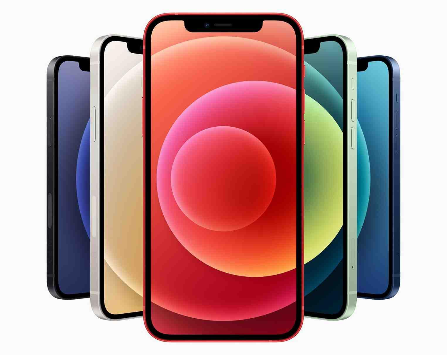 L'iphone 12 mini peut-il aller sous l'eau