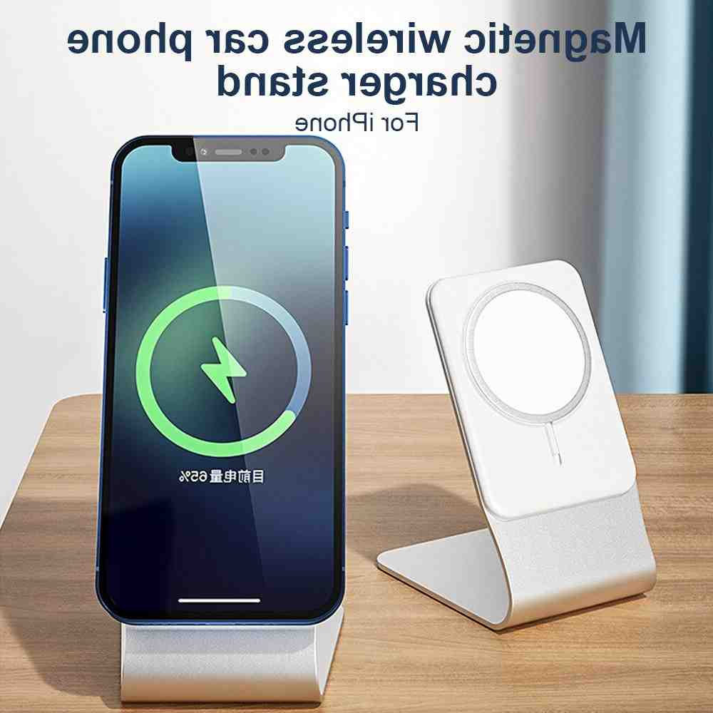 L'iphone 12 pro peut-il se charger sans fil ?