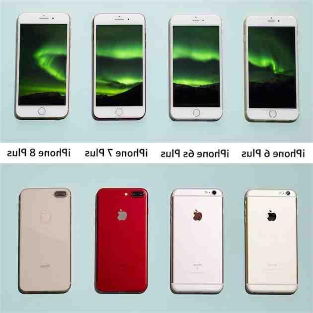 L'iphone 8 plus peut-il charger d'autres téléphones ?