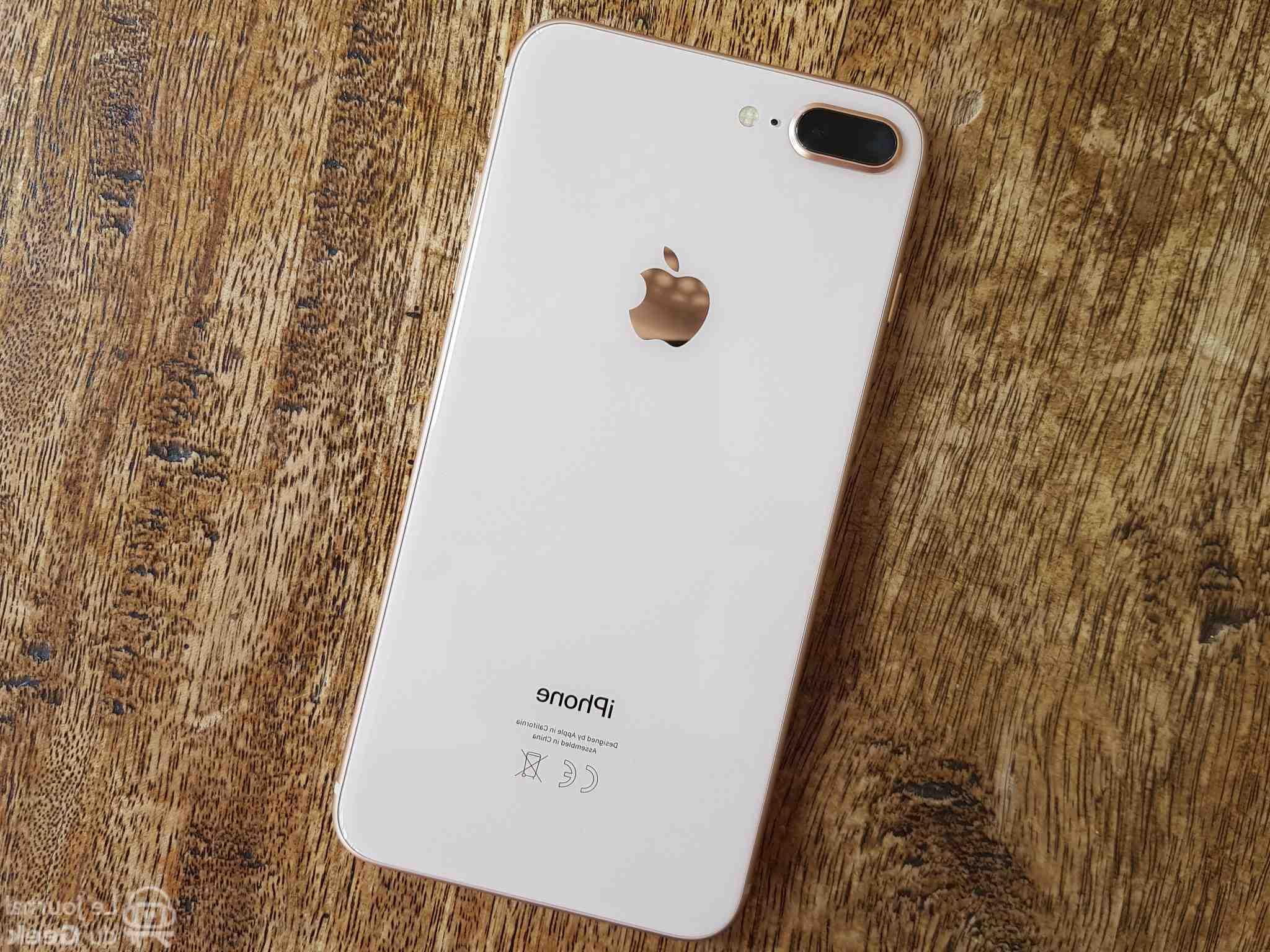 L'iphone 8 plus peut-il se charger sans fil ?