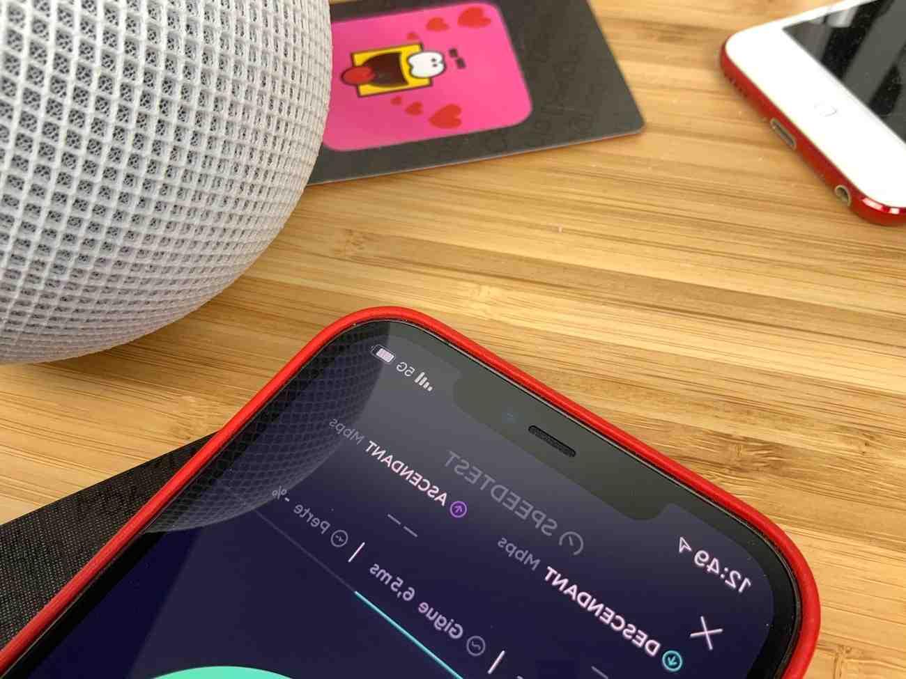 L'iphone 8 plus peut-il utiliser 5g