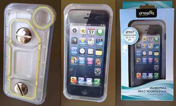 L'iphone xr peut-il aller sous l'eau