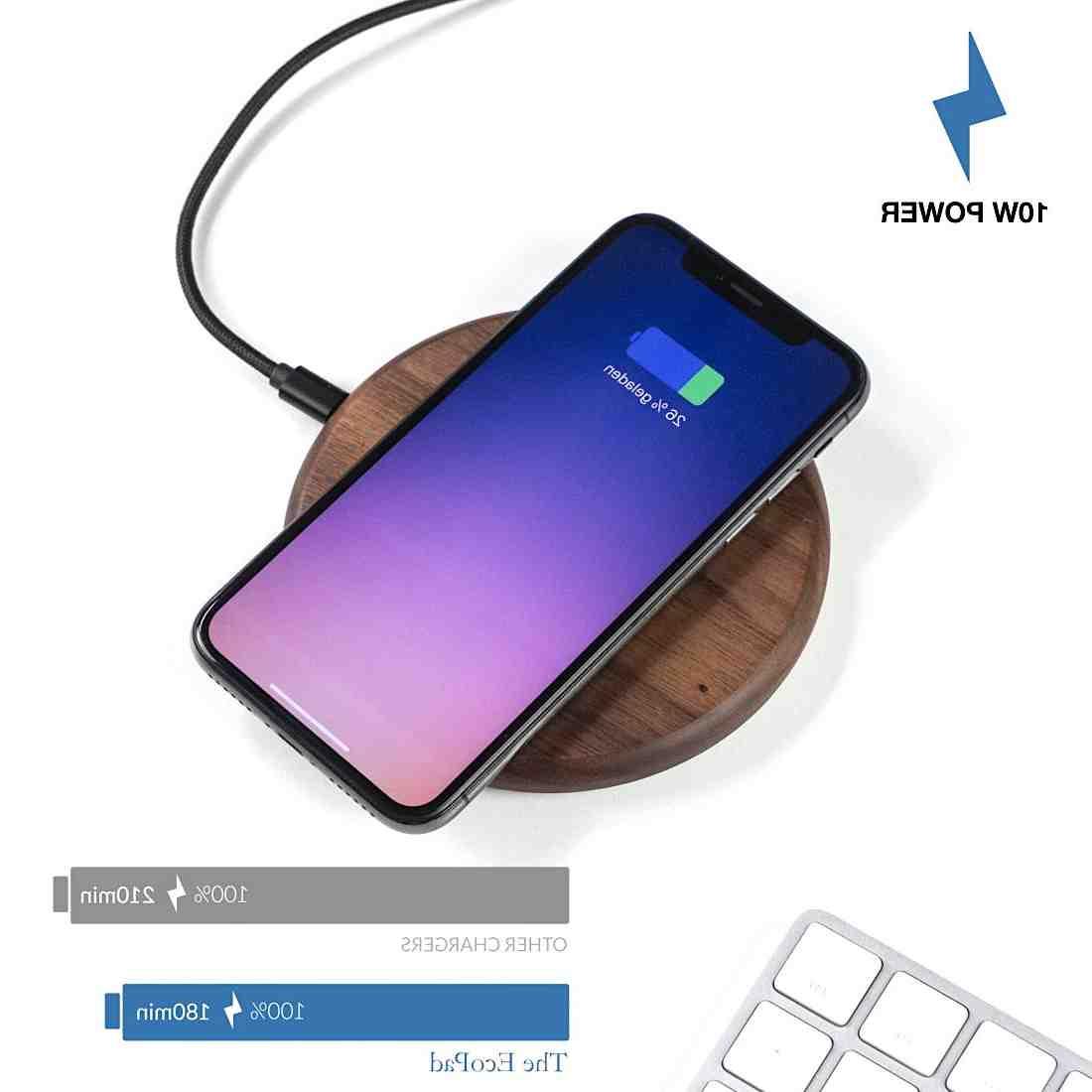 L'iphone xr se chargera-t-il sans fil ?