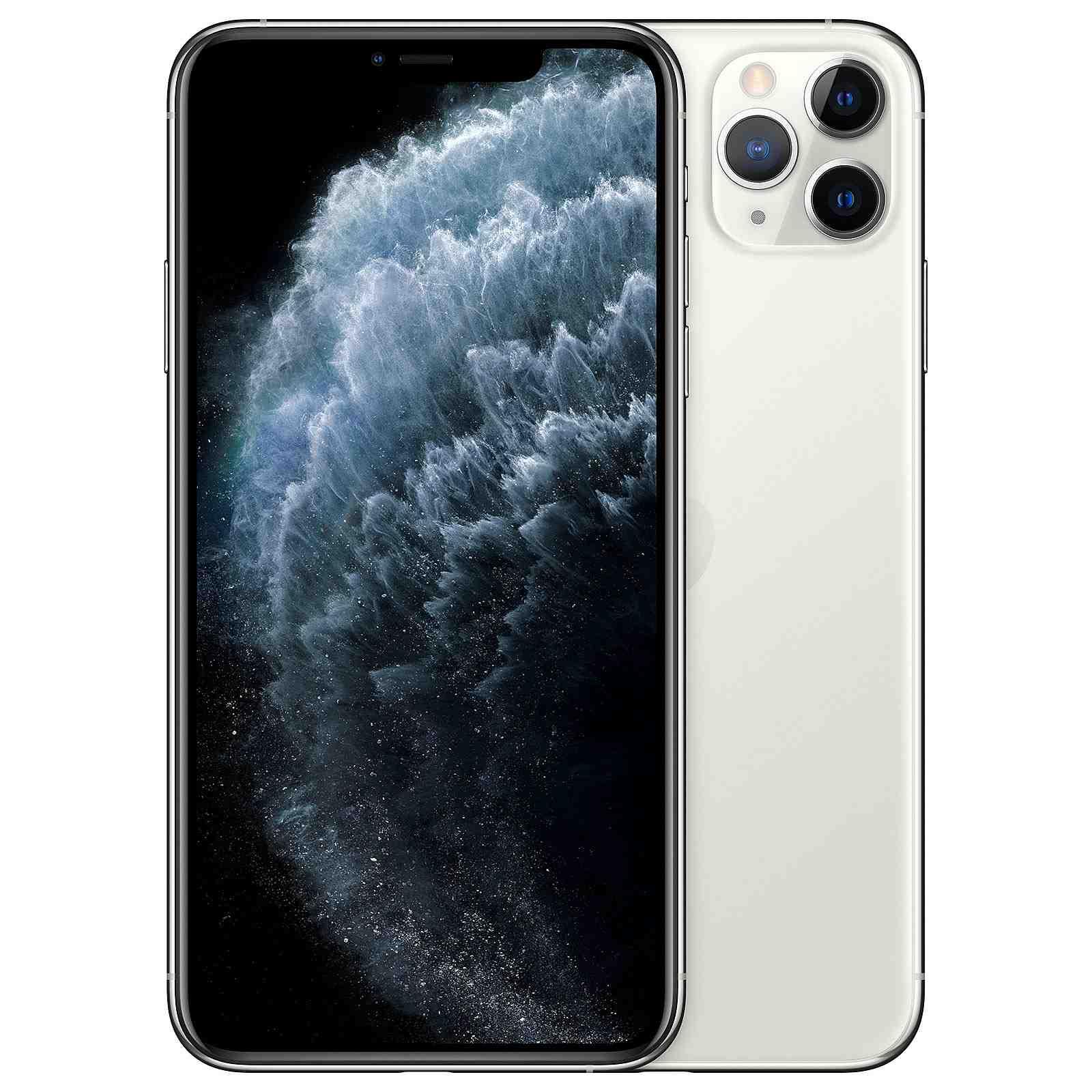 Mesures maximales de l'Iphone 11 pro