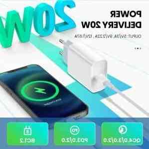 Mini chargeur iphone 12