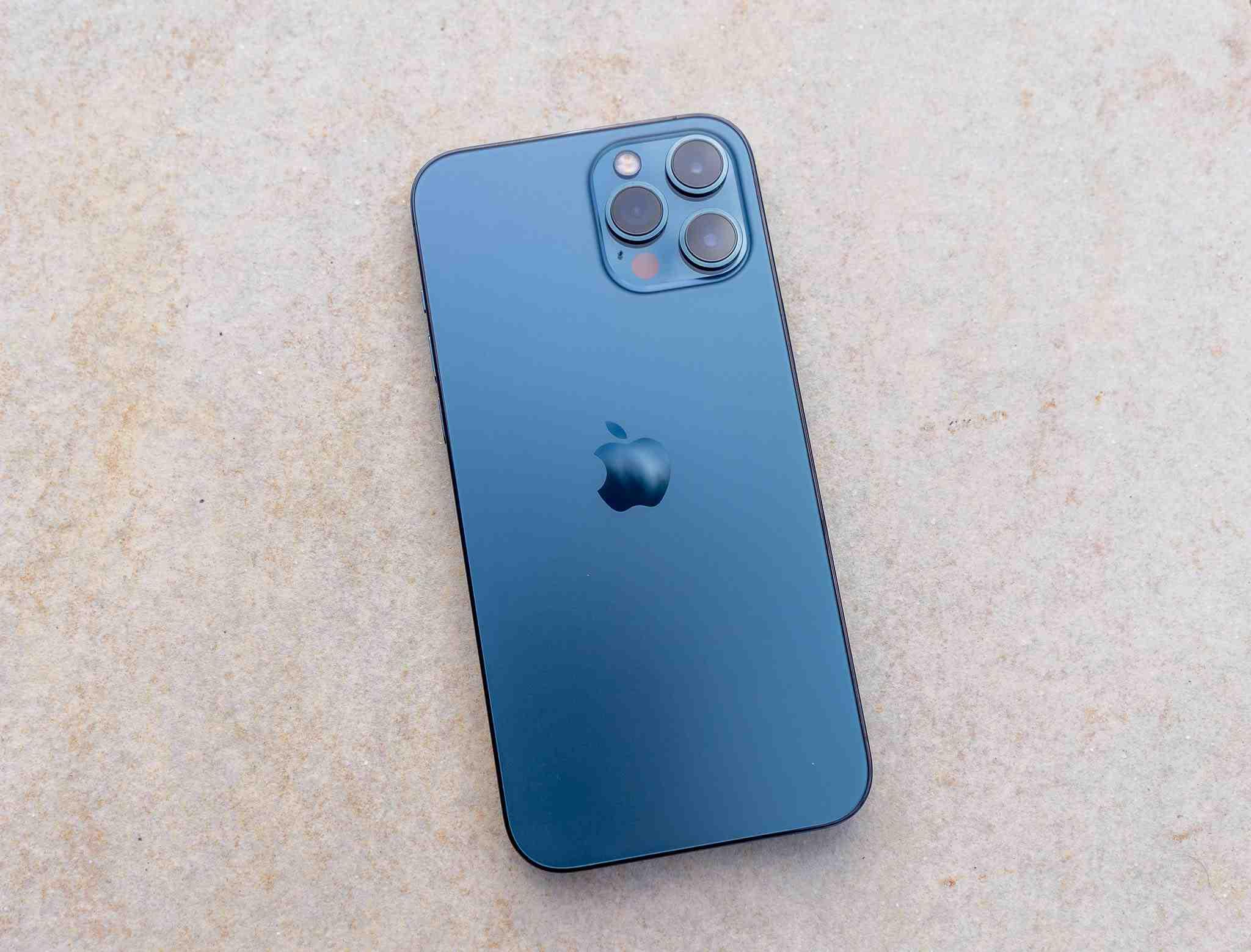 Nouvelles fonctionnalités de l'Iphone 12 pro max