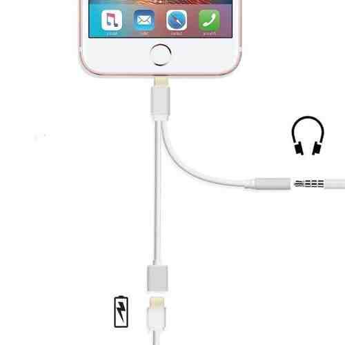 Oreillette de l'Iphone 8 plus
