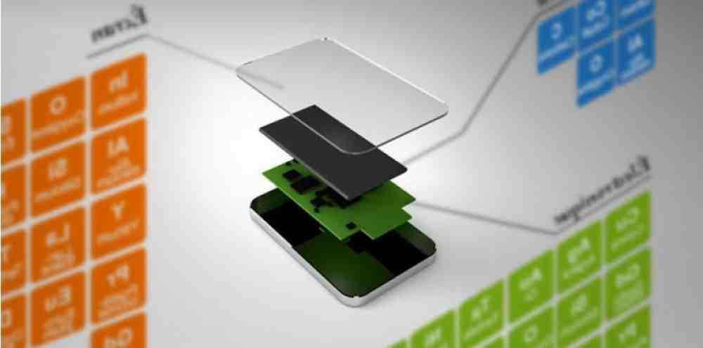 Où se trouve la batterie de l'iphone 5