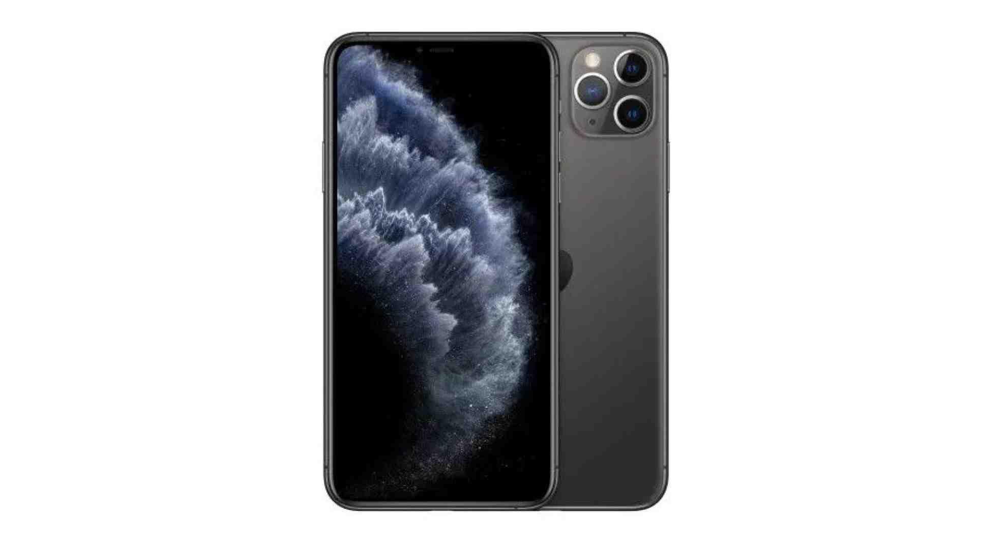 Pourquoi l'iphone 11 pro max n'est pas disponible