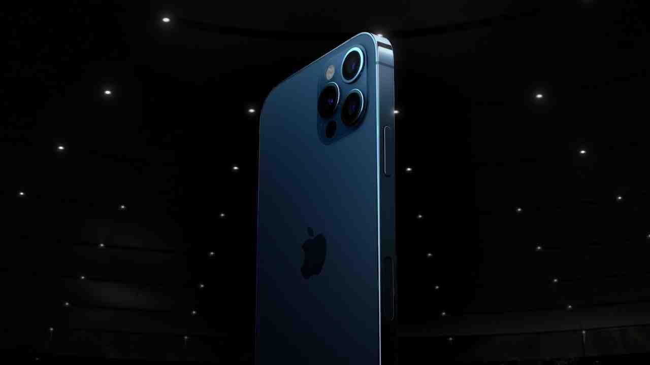Pourquoi l'iphone 12 mini a 2 caméras