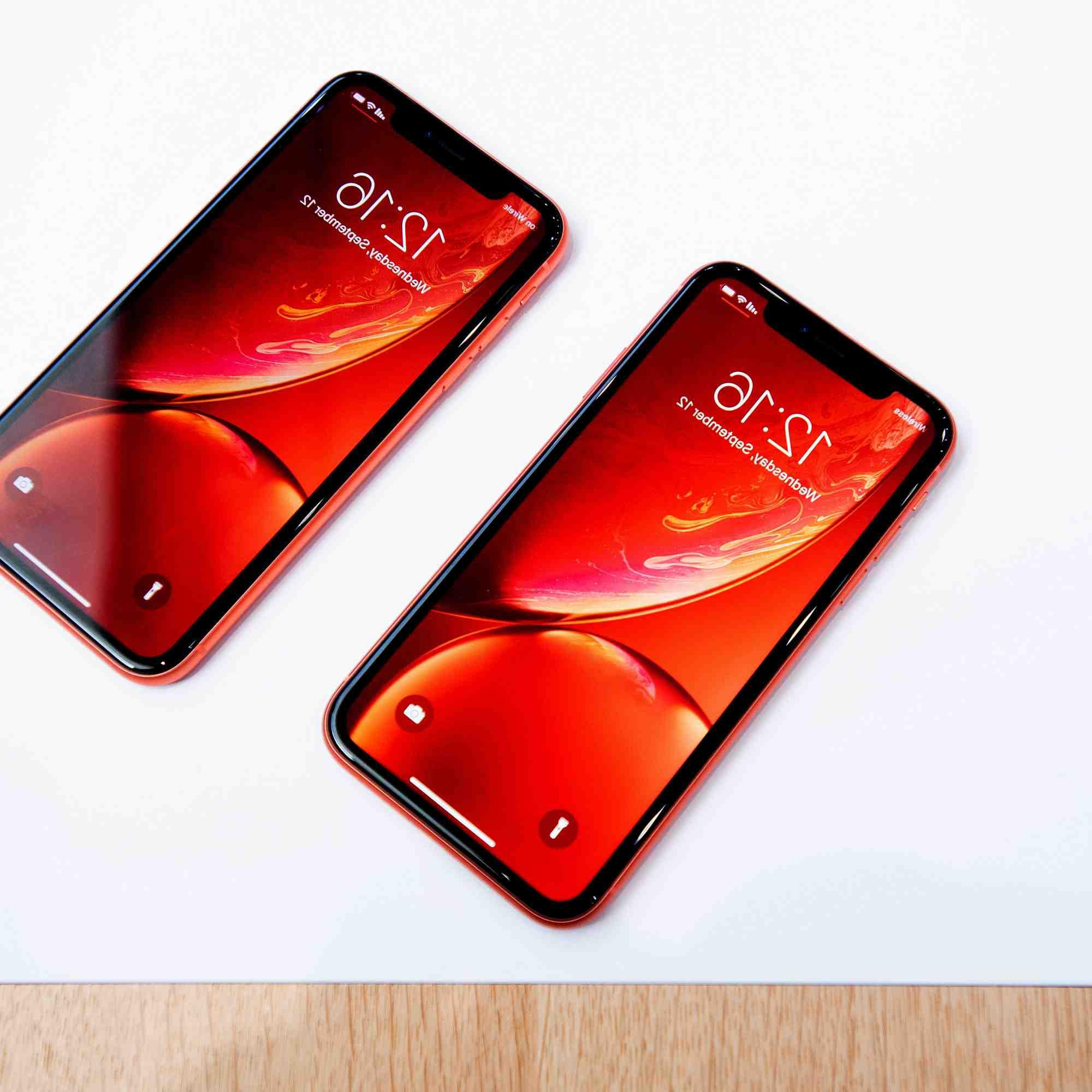 Pourquoi l'iphone xr est bon marché
