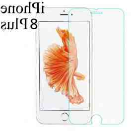 Protection d'écran en verre pour Iphone 8 plus