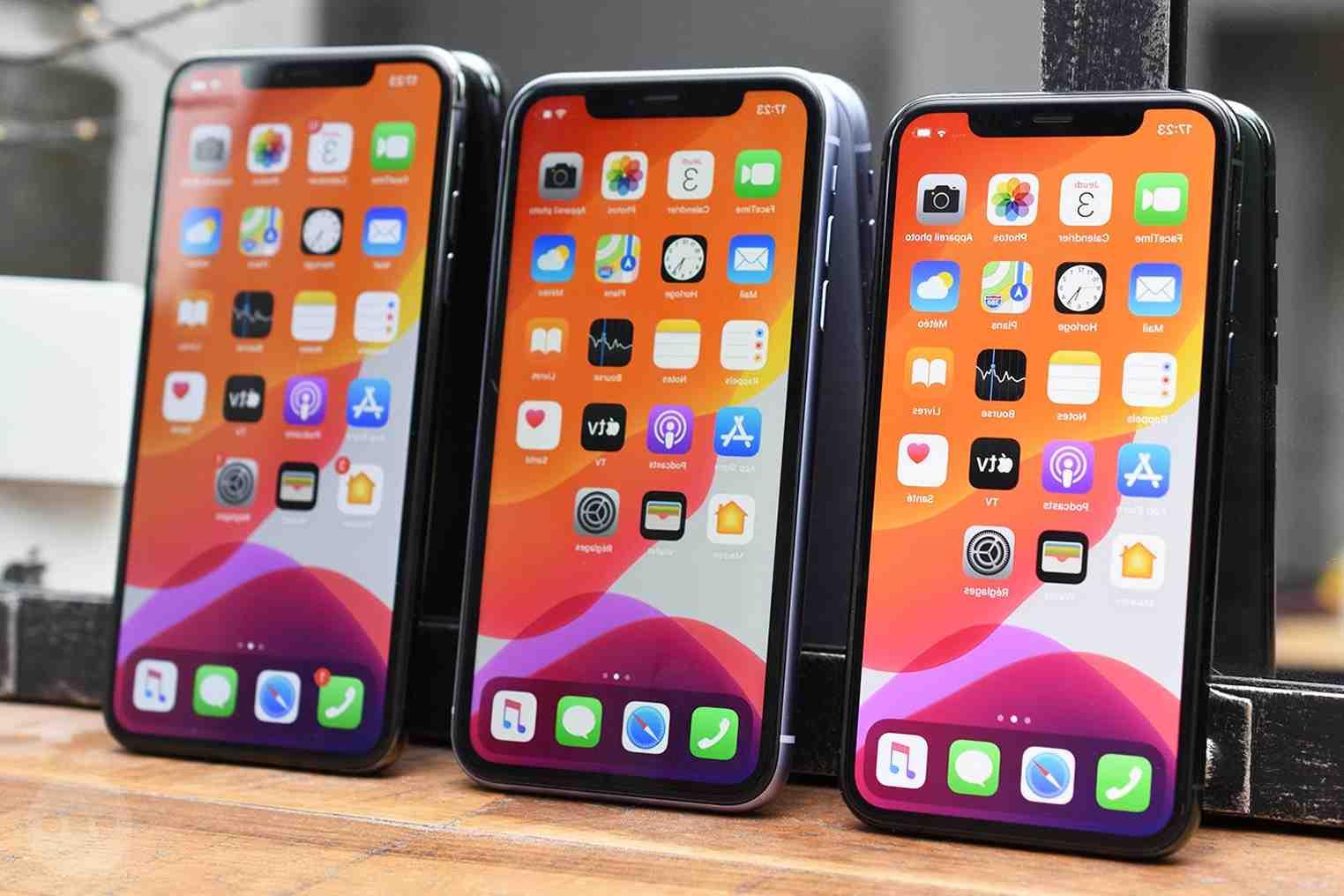 Qualité maximale de l'Iphone 12 pro