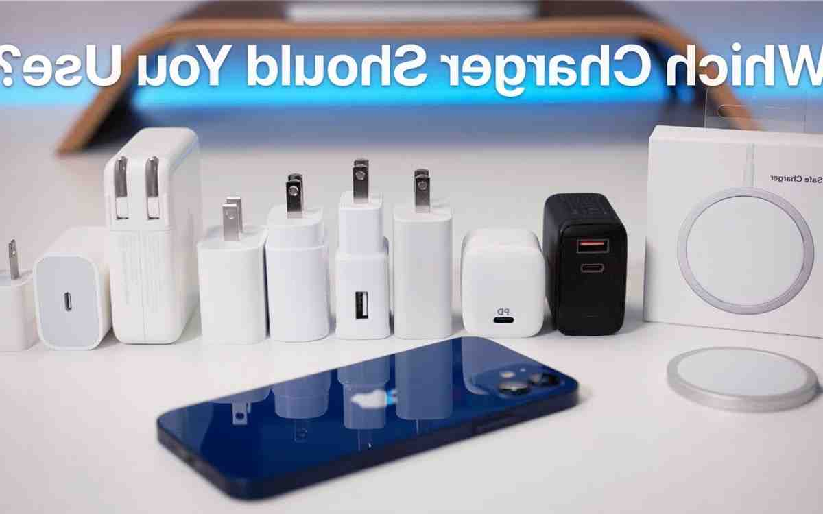 Quel chargeur max iphone 12 pro