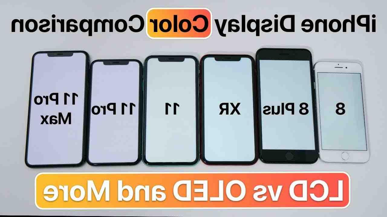 Quel iphone 8 plus ou xr
