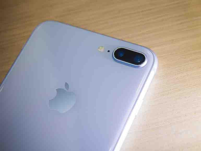 Réinitialisation de l'Iphone 8 plus