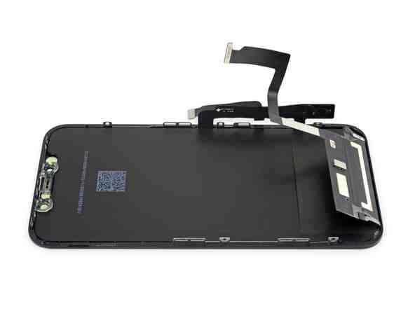 Remplacement de la vitre arrière de l'Iphone Xr