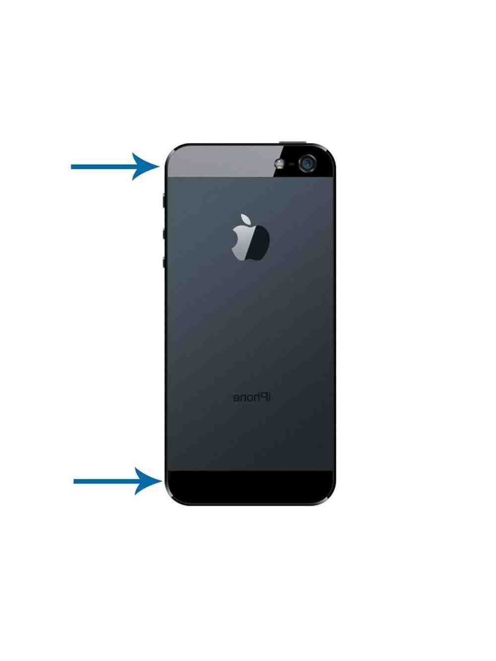 Remplacement de la vitre de l'Iphone 5