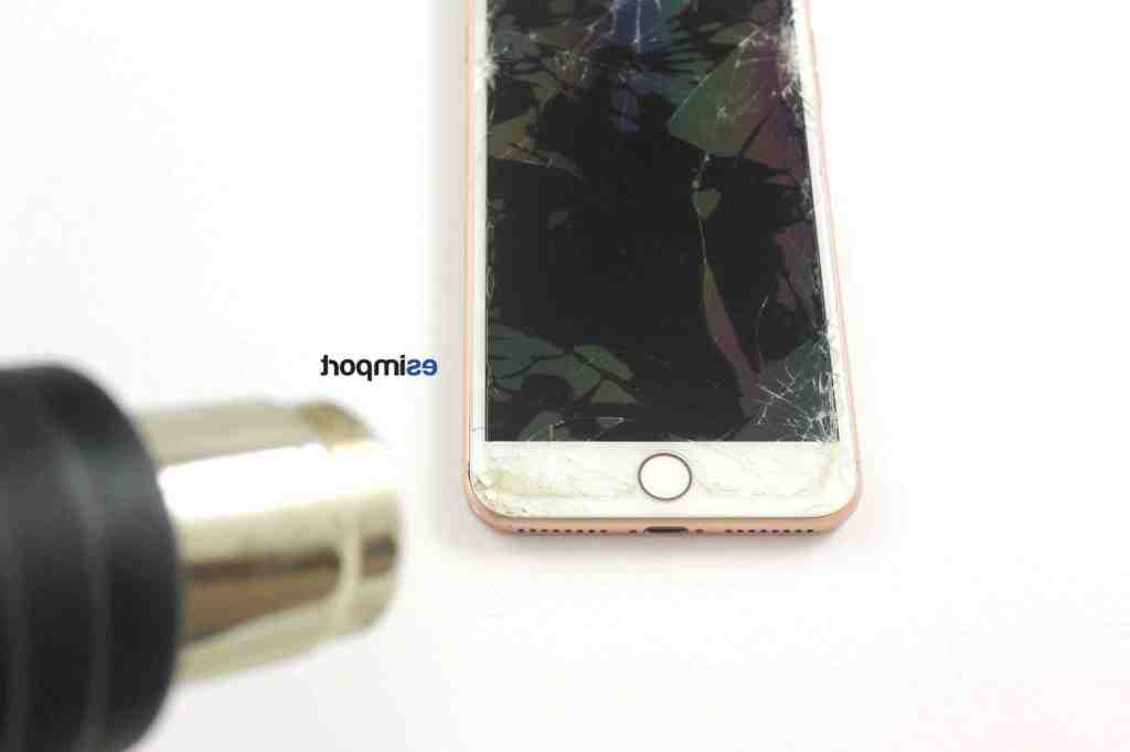Remplacement de l'écran de l'Iphone 8 plus