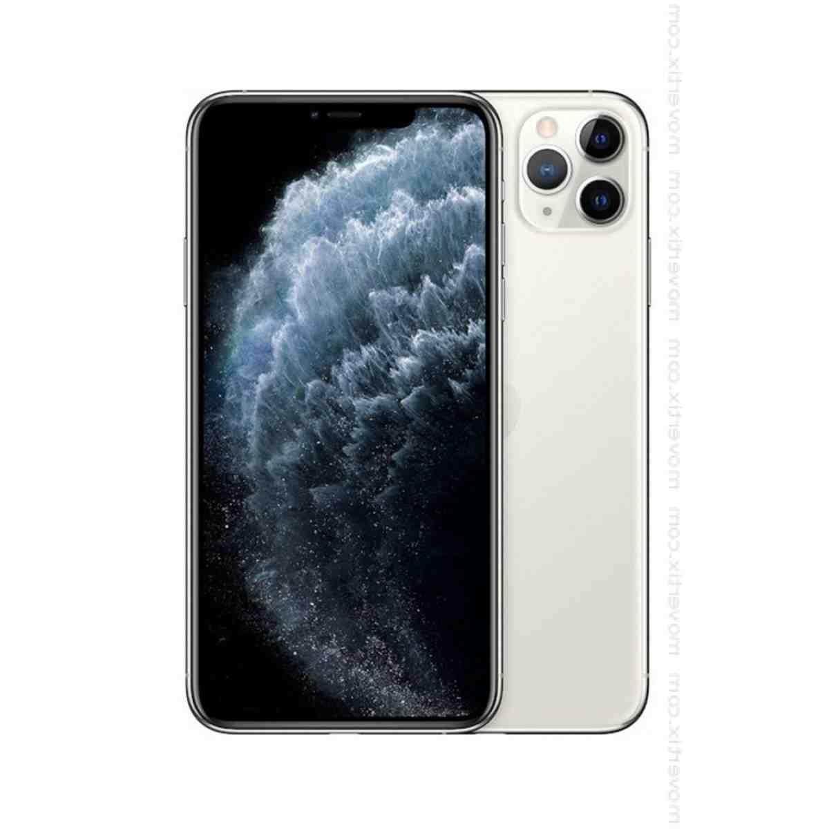 Résolution maximale de l'Iphone 11 pro
