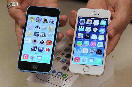Système d'exploitation de l'Iphone 5